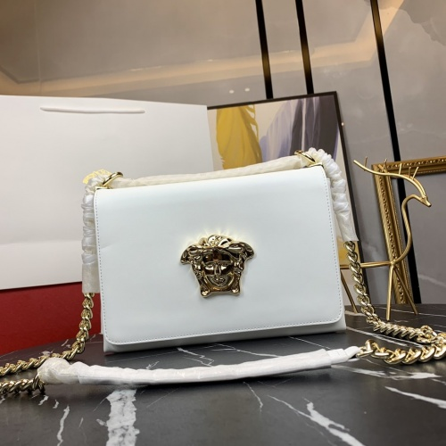 Versace AAA Quality Messenger Bags For Women #866664 $100.00 USD, Wholesale Replica Versace AAA Quality Messenger Bags