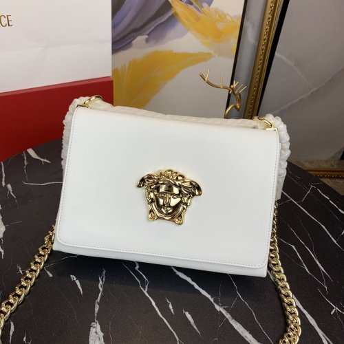 Replica Versace AAA Quality Messenger Bags For Women #866664 $100.00 USD for Wholesale