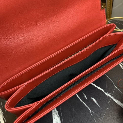 Replica Versace AAA Quality Messenger Bags For Women #866665 $100.00 USD for Wholesale