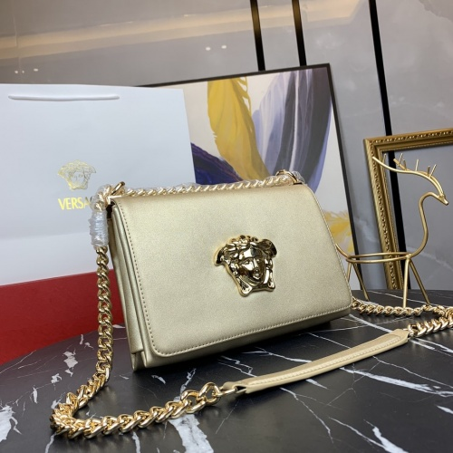 Replica Versace AAA Quality Messenger Bags For Women #866666 $100.00 USD for Wholesale