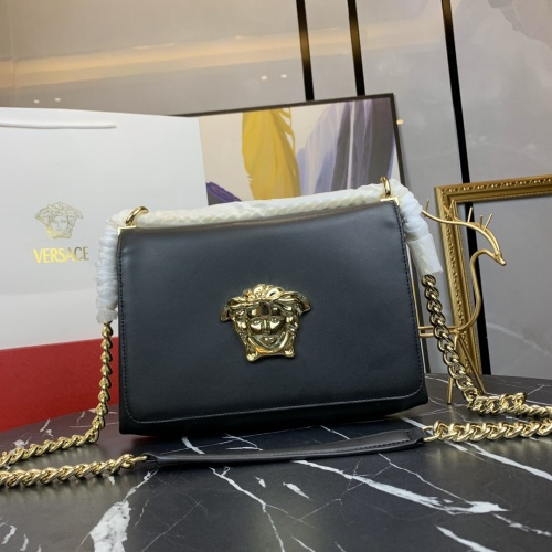 Versace AAA Quality Messenger Bags For Women #866667 $100.00 USD, Wholesale Replica Versace AAA Quality Messenger Bags