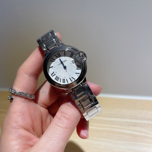 Cartier Watches For Women #866675 $28.00 USD, Wholesale Replica Cartier Watches