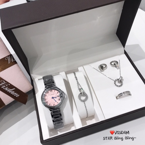 Cartier Watches For Women #866676 $40.00 USD, Wholesale Replica Cartier Watches