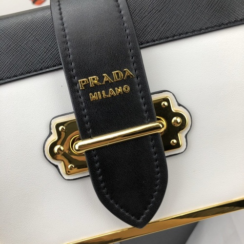 Replica Prada AAA Quality Messeger Bags For Women #866678 $92.00 USD for Wholesale