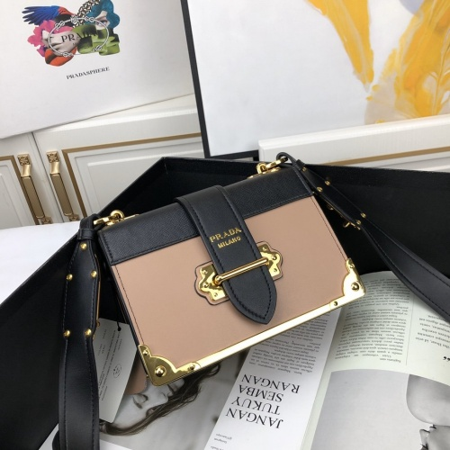 Prada AAA Quality Messeger Bags For Women #866679 $92.00 USD, Wholesale Replica Prada AAA Quality Messeger Bags