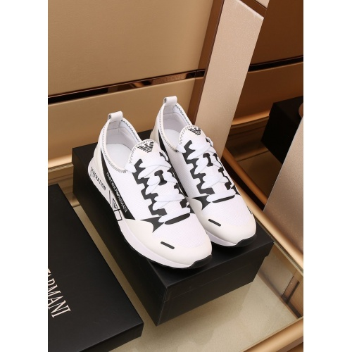 Armani Casual Shoes For Men #866813