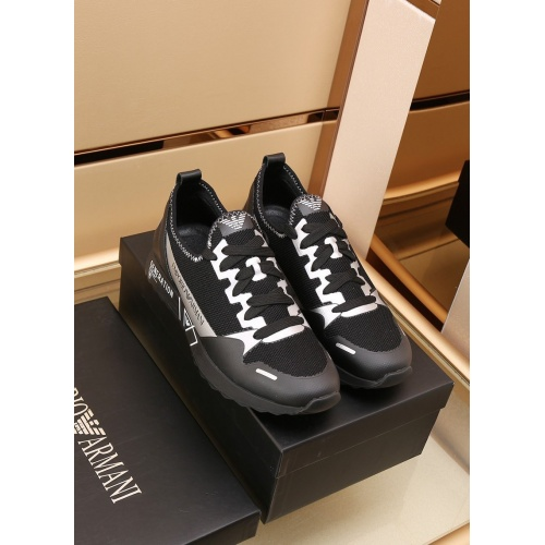 Armani Casual Shoes For Men #866814