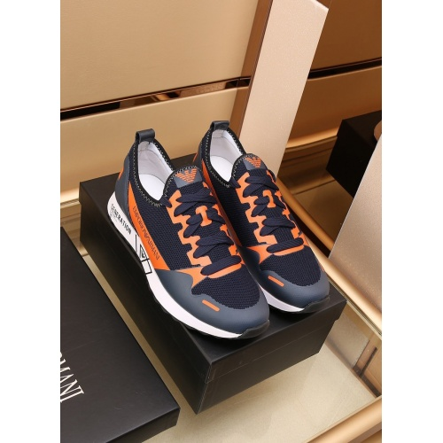 Armani Casual Shoes For Men #866815