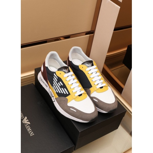 Armani Casual Shoes For Men #866817