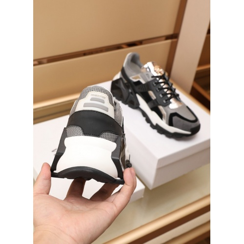 Replica Versace Casual Shoes For Men #866822 $100.00 USD for Wholesale