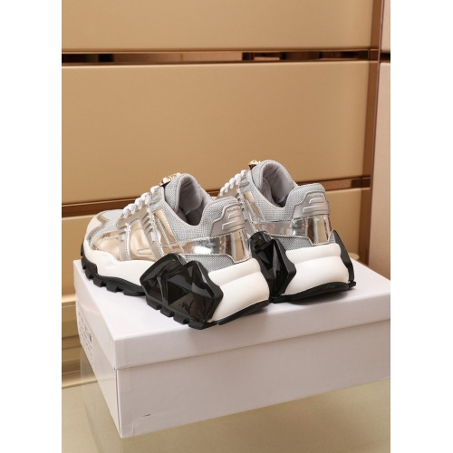 Replica Versace Casual Shoes For Men #866824 $100.00 USD for Wholesale