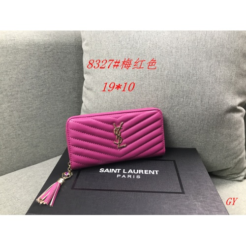 Yves Saint Laurent YSL Wallets For Women #866837