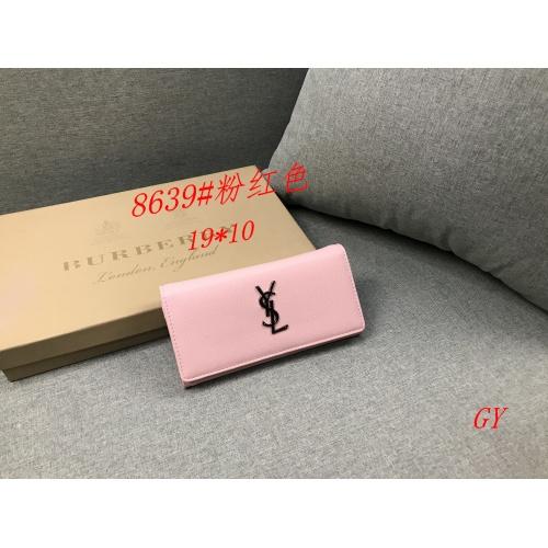 Yves Saint Laurent YSL Wallets For Women #866839