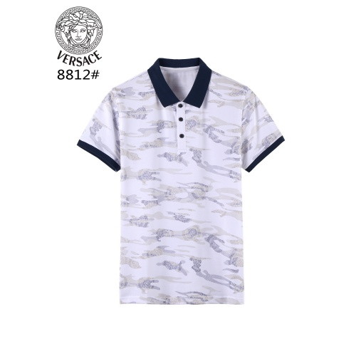 Versace T-Shirts Short Sleeved For Men #866887 $38.00 USD, Wholesale Replica Versace T-Shirts