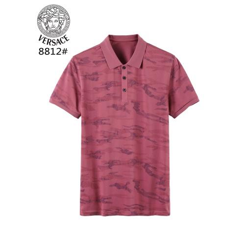 Versace T-Shirts Short Sleeved For Men #866889