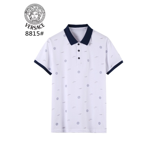 Versace T-Shirts Short Sleeved For Men #866891 $38.00 USD, Wholesale Replica Versace T-Shirts