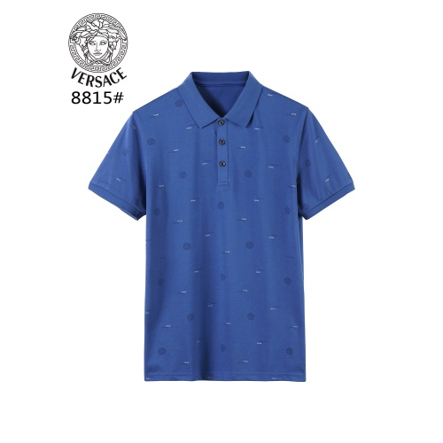 Versace T-Shirts Short Sleeved For Men #866892