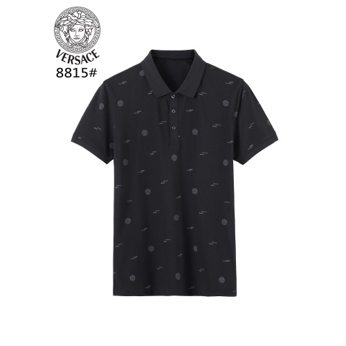 Versace T-Shirts Short Sleeved For Men #866893 $38.00 USD, Wholesale Replica Versace T-Shirts