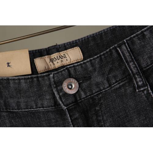 Replica Armani Jeans For Men #866956 $38.00 USD for Wholesale
