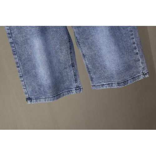 Replica Armani Jeans For Men #866957 $38.00 USD for Wholesale