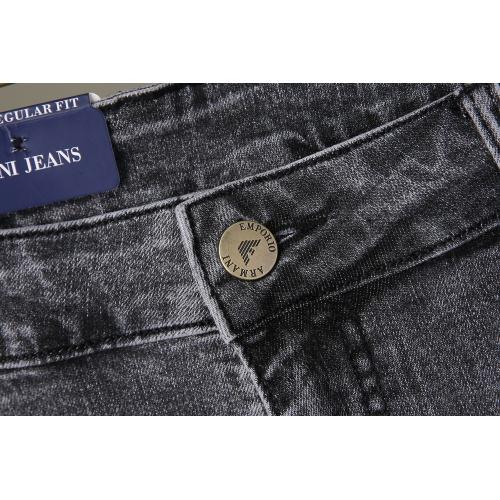 Replica Armani Jeans For Men #866958 $38.00 USD for Wholesale