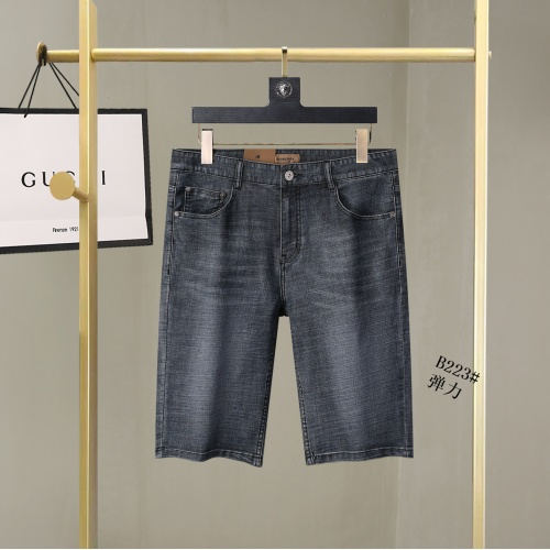 Replica Burberry Jeans For Men #866977 $38.00 USD for Wholesale