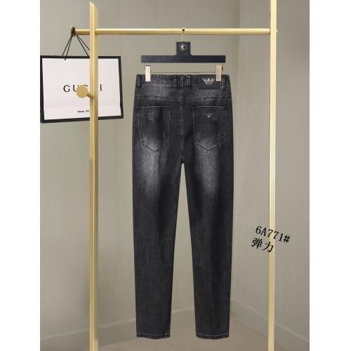 Armani Jeans For Men #866992 $40.00 USD, Wholesale Replica Armani Jeans