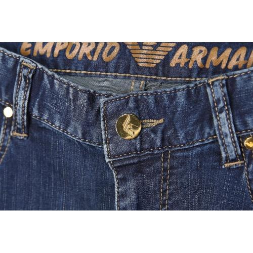 Replica Armani Jeans For Men #866993 $40.00 USD for Wholesale