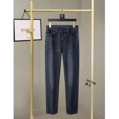 Replica Armani Jeans For Men #866994 $40.00 USD for Wholesale