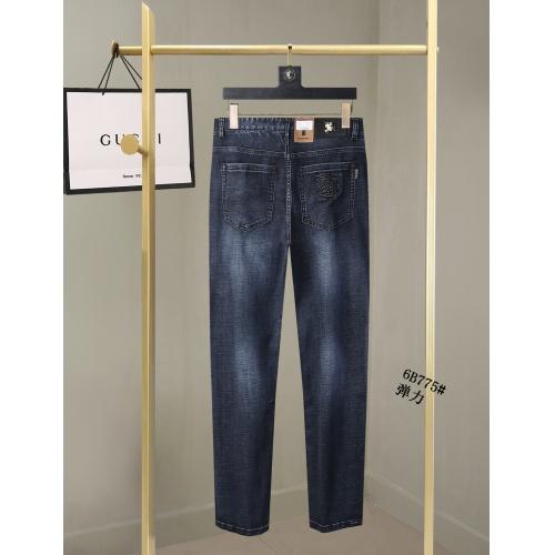 Burberry Jeans For Men #866998 $40.00 USD, Wholesale Replica Burberry Jeans