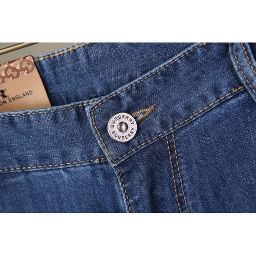Replica Burberry Jeans For Men #867000 $40.00 USD for Wholesale