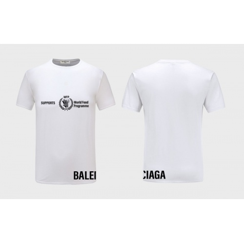 Balenciaga T-Shirts Short Sleeved For Men #867059
