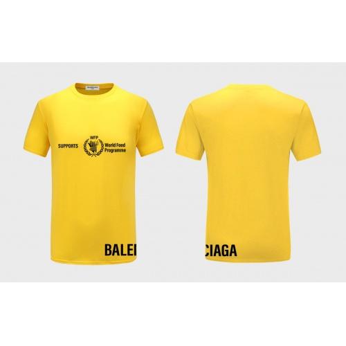 Balenciaga T-Shirts Short Sleeved For Men #867060