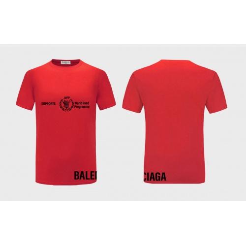 Balenciaga T-Shirts Short Sleeved For Men #867064