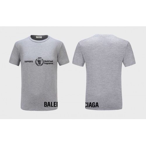 Balenciaga T-Shirts Short Sleeved For Men #867065