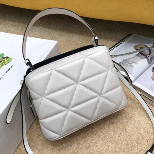 Replica Prada AAA Quality Messeger Bags For Women #867085 $100.00 USD for Wholesale