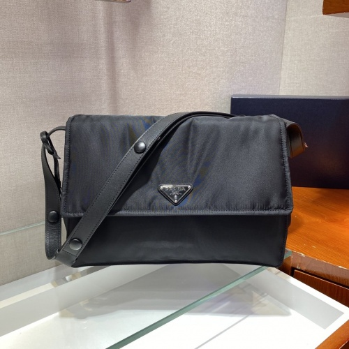 Prada AAA Man Messenger Bags #867086