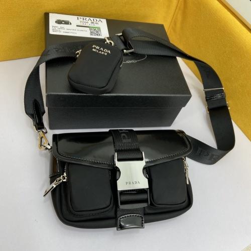 Prada AAA Quality Messeger Bags #867123