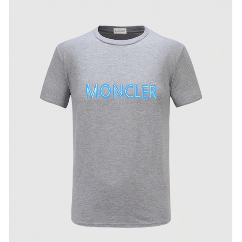 Moncler T-Shirts Short Sleeved For Men #867131