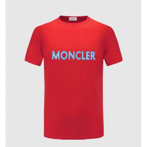 Moncler T-Shirts Short Sleeved For Men #867132