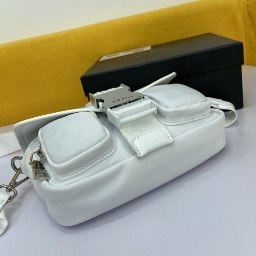 Replica Prada AAA Quality Messeger Bags #867134 $88.00 USD for Wholesale