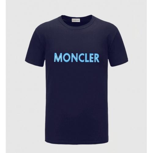 Moncler T-Shirts Short Sleeved For Men #867135