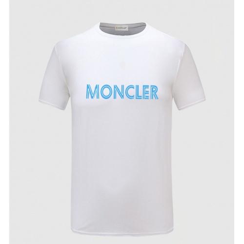 Moncler T-Shirts Short Sleeved For Men #867137