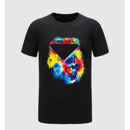 Prada T-Shirts Short Sleeved For Men #867143