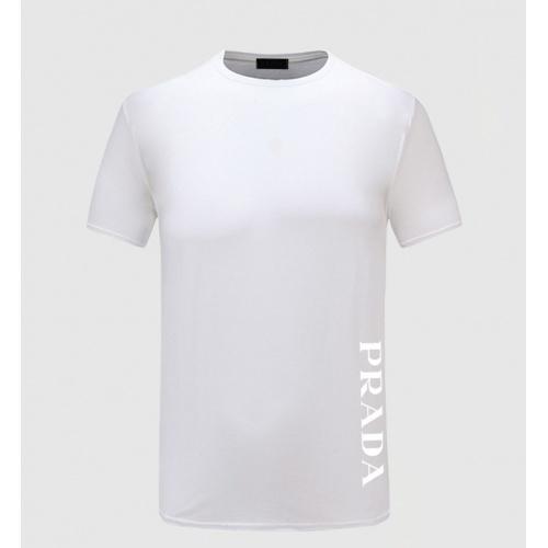 Prada T-Shirts Short Sleeved For Men #867149