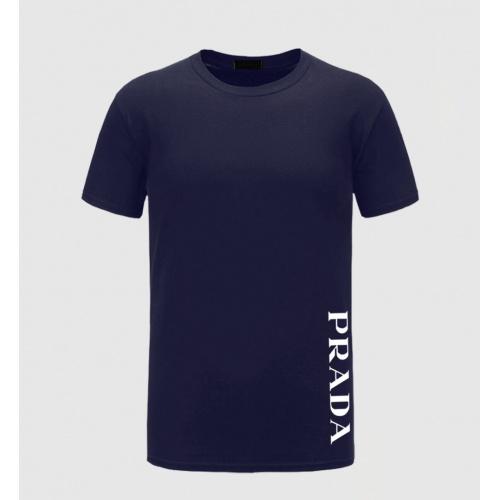 Prada T-Shirts Short Sleeved For Men #867151