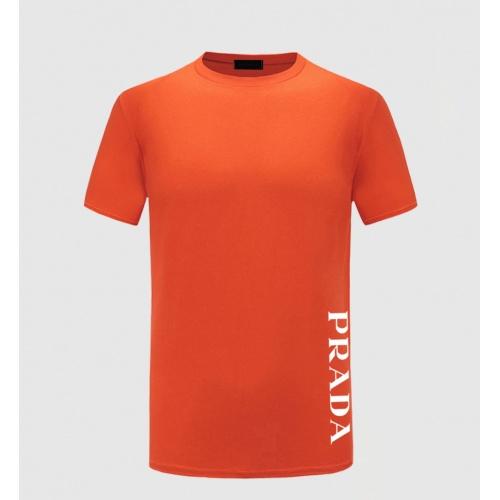 Prada T-Shirts Short Sleeved For Men #867152