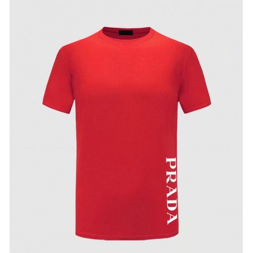 Prada T-Shirts Short Sleeved For Men #867153