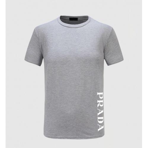 Prada T-Shirts Short Sleeved For Men #867154