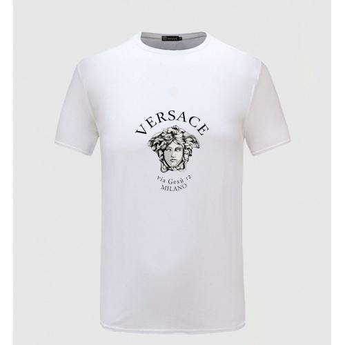 Versace T-Shirts Short Sleeved For Men #867157